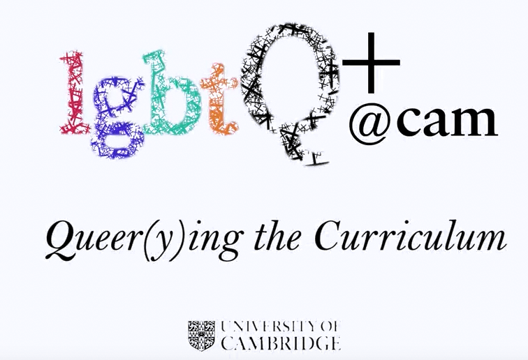 New video: Queer(y)ing the Curriculum