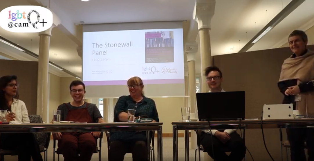 New video: The Stonewall Report